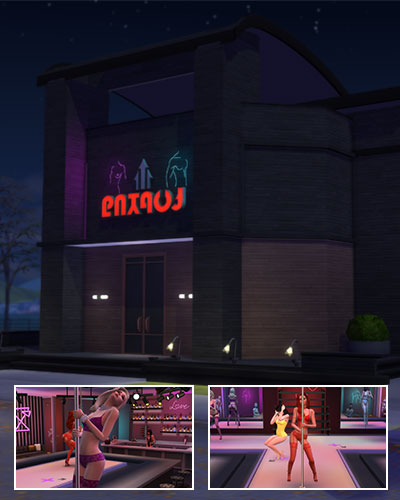 Luxury Strip Club